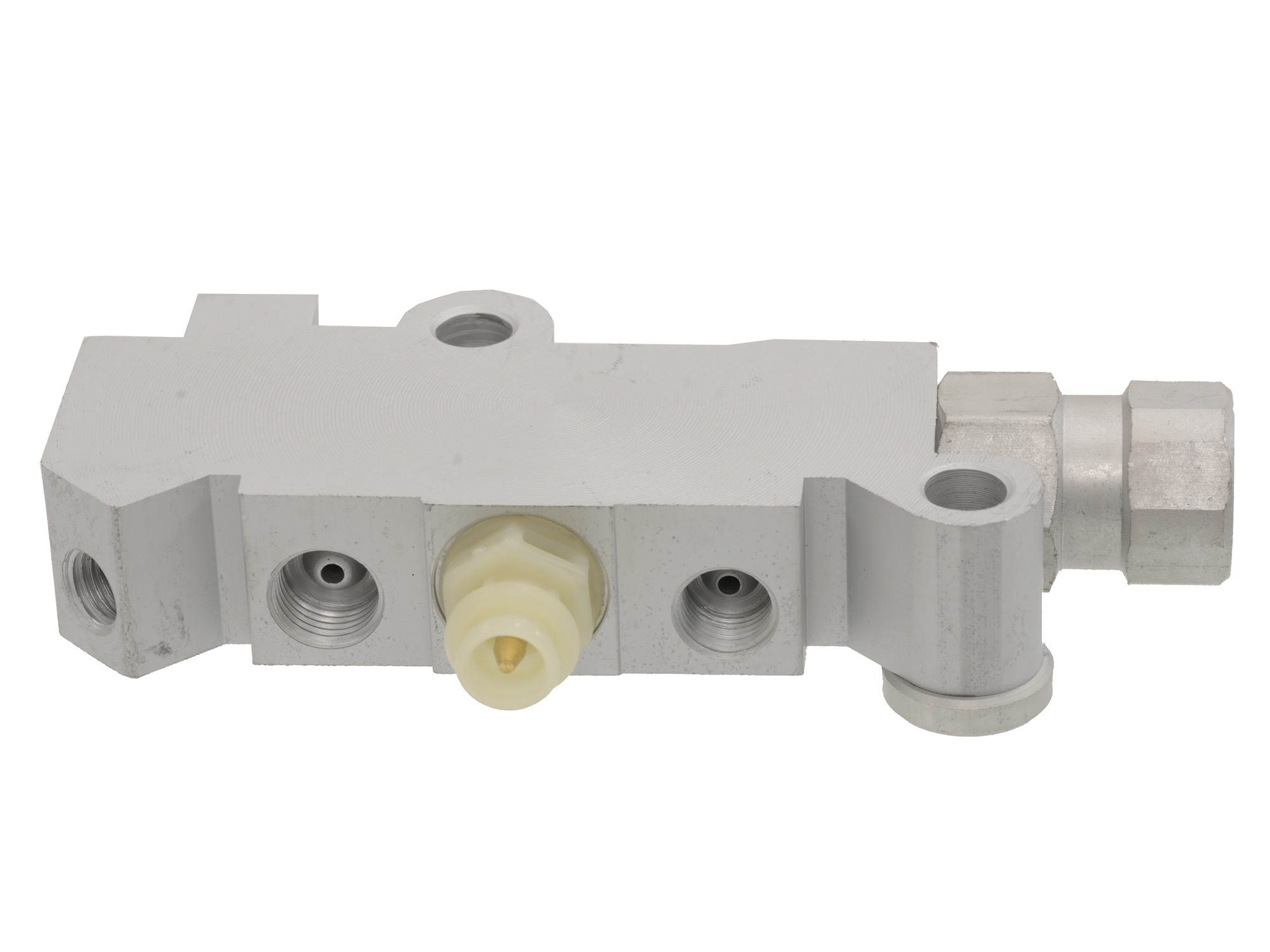 Brake Line Blocks : Corvette brake line distribution block switch